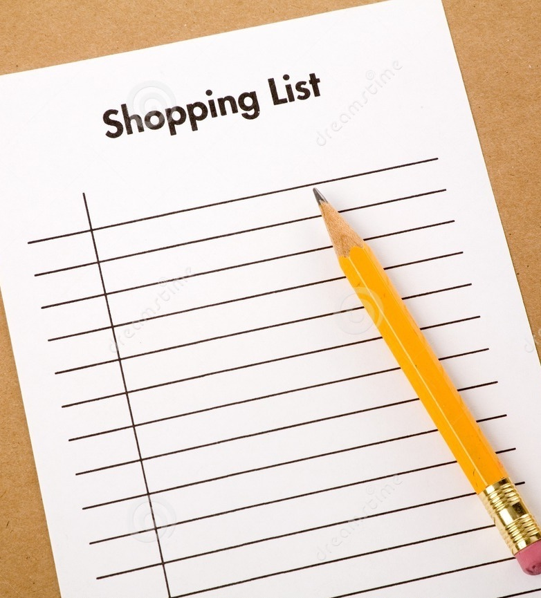 the importance of the shopping list The practice of comparing prices in advance of actually shopping in order to achieve the best deals and pricing on merchandise and servicescomparison shopping is often done in anticipation.