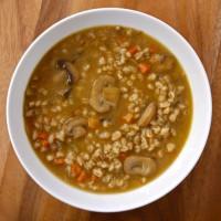 SOUPS:  Barley Soup
